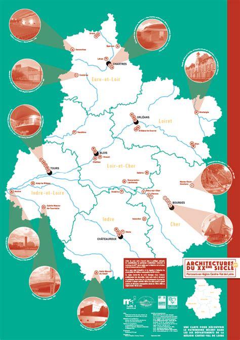 Carte Touristique Du Centre De La by Lancement De La Carte Touristique N 176 1 Sur L Architecture