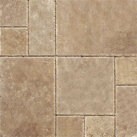 Versaille Tile Patterns Floors by Tuscany Chocolate Travertine Versailles Pattern Tiles