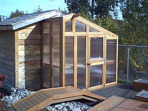 cheap easy diy greenhouse designs   build