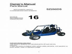 Joyner Devil 250 Buggy - Wiring Diagram