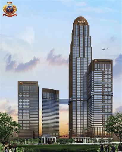 Sampoerna Strategic Square Architects Jakarta Pti Indonesia
