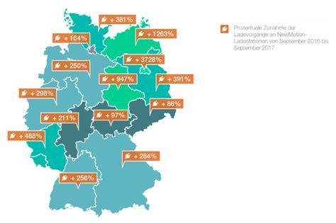 Ladestationen Fuer Elektroautos Interaktive Karte by Emobilserver Newmotion Verzeichnet Stark Wachsende