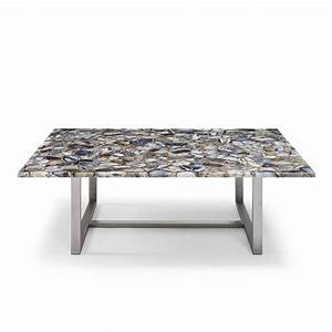 agate stone coffee table for sale at 1stdibs With stone coffee tables for sale