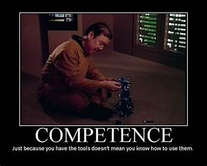 Are you compete... Competence