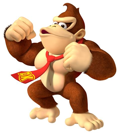 Donkey Kong Donkey Video Games And Super Smash Bros