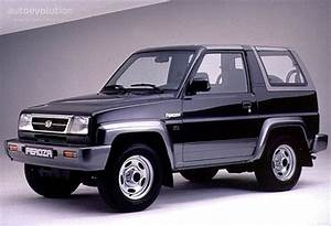 Daihatsu Rocky Feroza F300 1987-1992 Service Repair Manual