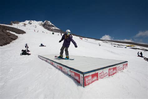 announced  summer snowboard camp