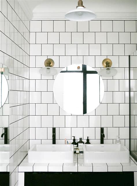 are these bathroom throwbacks the subway tile of 2016