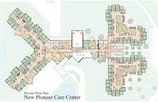 florr plans second floor plan pioneercare