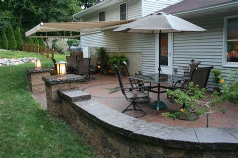 Paver Patio In Oley Pa