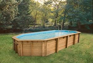 Piscine En Bois Hors Sol : piscine hors sol bois oc a 8 60 x 4 70 m h 1 30 m ~ Dailycaller-alerts.com Idées de Décoration