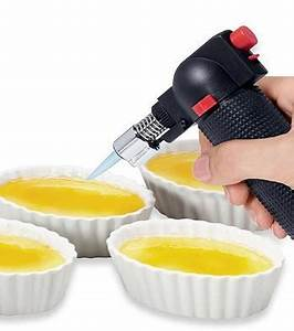 Chalumeau Pour Désherber : photo un chalumeau pour griller vos cr mes brul es ~ Premium-room.com Idées de Décoration