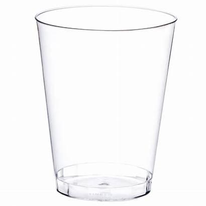 Plastic Hard Clear Tumbler Tall Oz Savvi