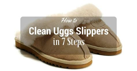 how to clean uggs how to clean uggs slippers in 7 steps megan ann blog