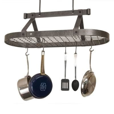 Enclume 3 foot Hanging Oval Cooking Rack   Frontgate