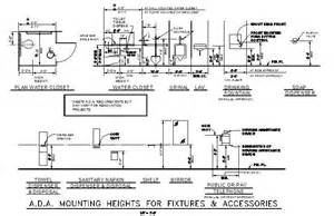dda mounting heights cad drawing cadblocksfree cad