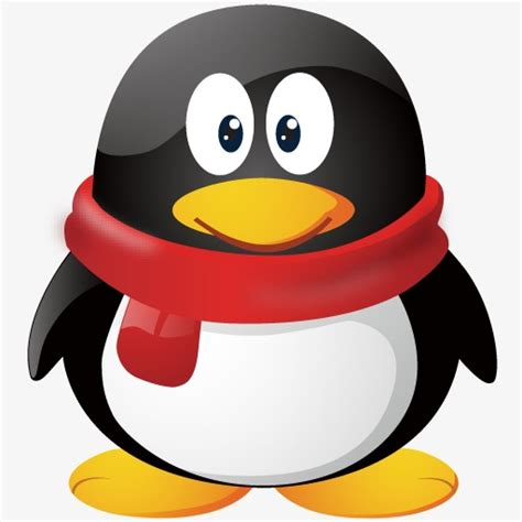 Tencent Micro-channel Qq Weixin, Penguin, Software Icon