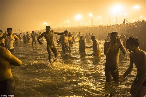 Kumbh Mela 110 Million Pilgrims Will Attend Worlds