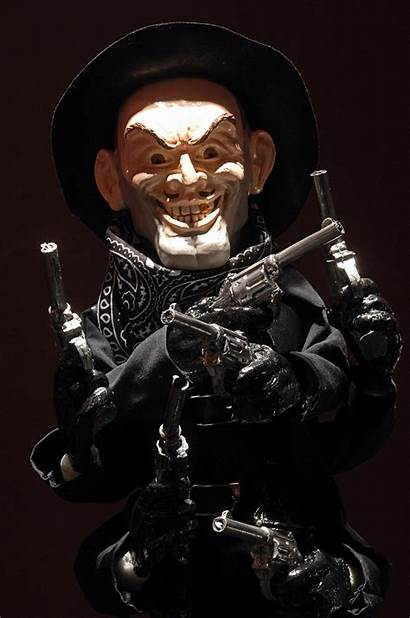 Shooter Six Puppet Master Stealth Replica Puppets