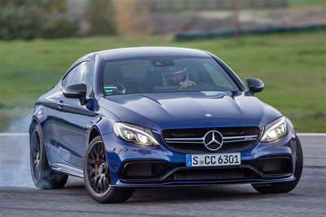 2016 Mercedes Amg C63 S Coupe Review
