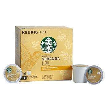 This is the best price i can find, so i always order it online from sam's club. Starbucks® Veranda Blend Coffee Pods, 4 Boxes - Christmas Tree Shops and That! - Home Decor ...