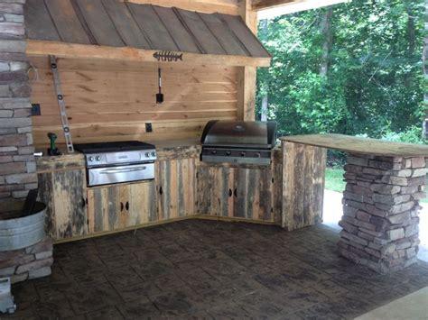 rustic outdoor kitchen designs rustic outdoor kitchen designs home design ideas 5016
