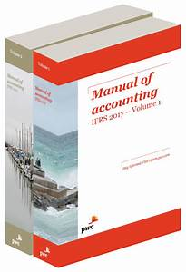 Manual Of Accounting  Ifrs  Pwc
