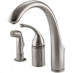 repair kohler kitchen faucet kohler single handle kitchen faucet repair best