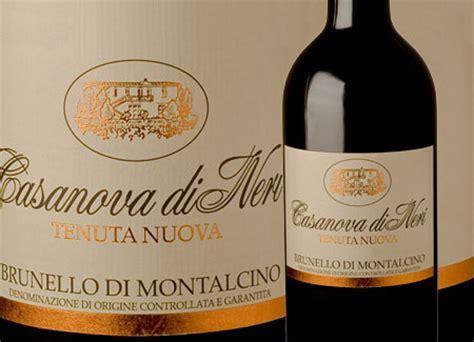 Casanova di Neri Tenuta Nuova Brunello di Montalcino 2009