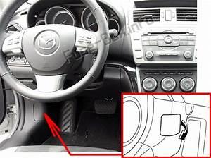 Fuse Box Diagram  U0026gt  Mazda 6  Gh1  2009