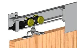 alfa img showing gt pocket door track systems