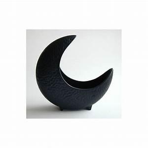 Vase En Céramique : vase en c ramique demi lune ~ Teatrodelosmanantiales.com Idées de Décoration