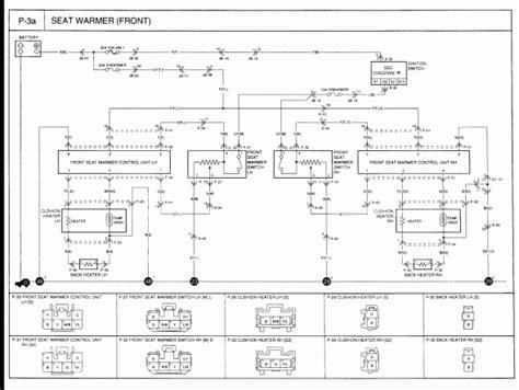 2004 kia sorento stereo wiring diagram find