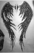fallen angel wings 2 b...
