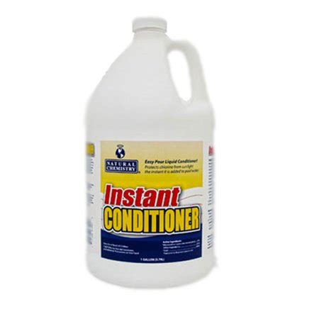 natural chemistry instant pool water conditioner walmartcom