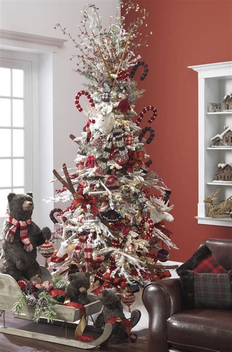 raz  christmas tree knit collection trendy tree