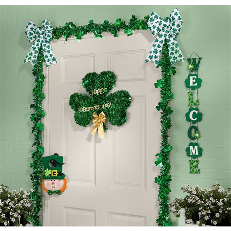 St Day Door Decorations - st s day door decorating kit st s day
