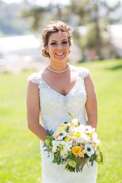 jessica sean san luis obispo ca beautiful bride