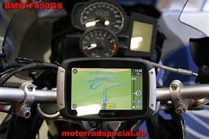 Navihalter F U00fcr Die Bmw F800gs - Motorrad Special