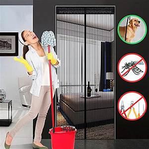 Fliegengitter Balkontür Schiebetür : hiveseen magnet fliegengitter t r insektenschutz netz vor insekten wie fliegen und m cken ~ Eleganceandgraceweddings.com Haus und Dekorationen