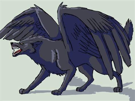 Wing Wolf By Inframundo On Deviantart