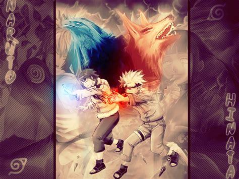 Naruto N Hinata Wallpaper By Xvodevilx On Deviantart