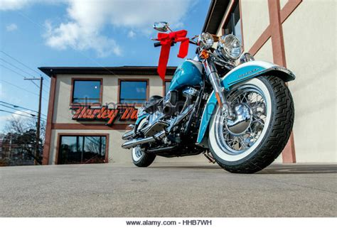 Blue Harley Stock Photos & Blue Harley Stock Images