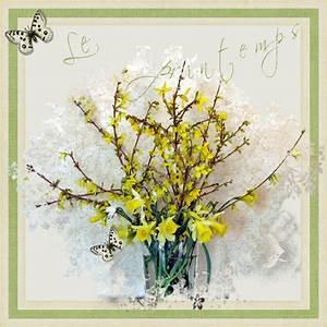 Bouquet De Printemps : bouquet de printemps couleurs des jours ~ Melissatoandfro.com Idées de Décoration