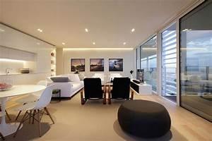 Plano departamento pequeño dos dormitorios Construye Hogar