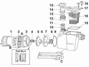 Pool Pump System Diagram