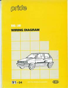 Wiring Diagram Kia Pride Pop