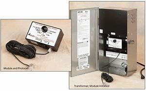 Remote Photocell Module Model Pcm 12  U00bb Justin Incorporated