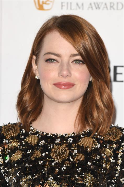 Her guest appearances too have grasped the attention of the audience in drama series like medium & lucky louie. Emma Stone - BAFTA Nespresso Nominees' Party, London, UK 2/11/ 2017 • CelebMafia