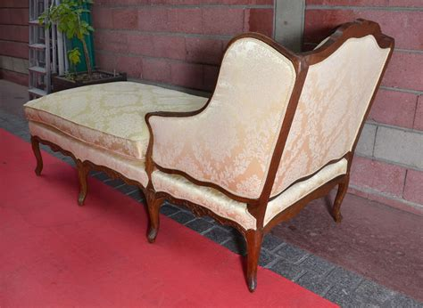 chaises louis xv gorgeous quot chaise longue quot louis xv period at 1stdibs